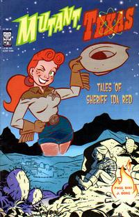 Cover Thumbnail for Mutant, Texas: Tales of Ida Red (Oni Press, 2002 series) #1