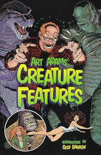 Cover Thumbnail for Art Adams' Creature Features (Dark Horse, 1996 series)