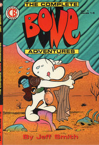 Cover Thumbnail for The Complete Bone Adventures (Cartoon Books, 1993 series) #1