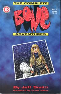 Cover Thumbnail for The Complete Bone Adventures (Cartoon Books, 1993 series) #3