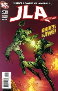 Cover Thumbnail for JLA: Classified (DC, 2005 series) #29 [Direct Sales]