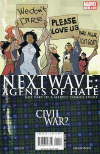 Cover Thumbnail for Nextwave: Agents of H.A.T.E. (Marvel, 2006 series) #11