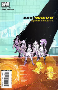 Cover Thumbnail for Nextwave: Agents of H.A.T.E. (Marvel, 2006 series) #12