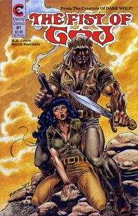 Cover Thumbnail for The Fist of God (Malibu, 1988 series) #1