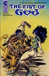 Cover Thumbnail for The Fist of God (Malibu, 1988 series) #2
