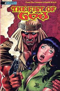 Cover Thumbnail for The Fist of God (Malibu, 1988 series) #4