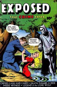 Cover Thumbnail for Exposed (D.S. Publishing, 1948 series) #v1#1