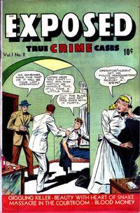 Cover Thumbnail for Exposed (D.S. Publishing, 1948 series) #v1#2