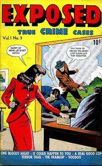 Cover Thumbnail for Exposed (D.S. Publishing, 1948 series) #v1#3
