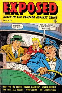 Cover Thumbnail for Exposed (D.S. Publishing, 1948 series) #v1#5