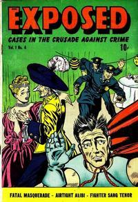 Cover Thumbnail for Exposed (D.S. Publishing, 1948 series) #v1#6