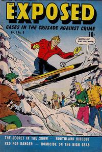 Cover Thumbnail for Exposed (D.S. Publishing, 1948 series) #v1#8