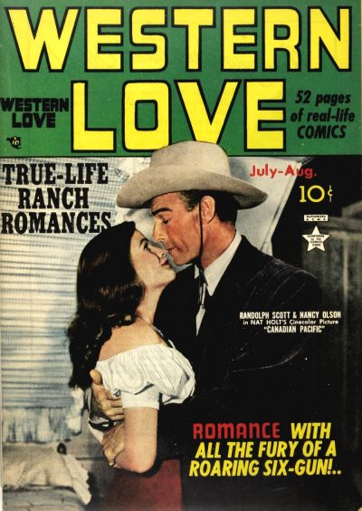 Cover for Western Love (Prize, 1949 series) #v1#1 [1]
