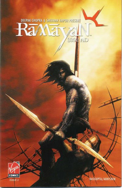 Cover for Ramayan 3392 A.D. (Virgin, 2006 series) #2