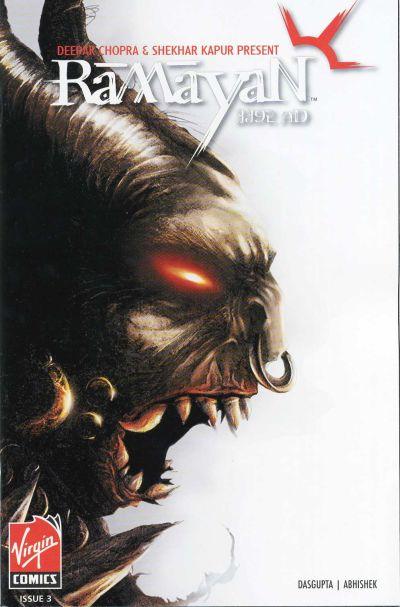 Cover for Ramayan 3392 A.D. (Virgin, 2006 series) #3