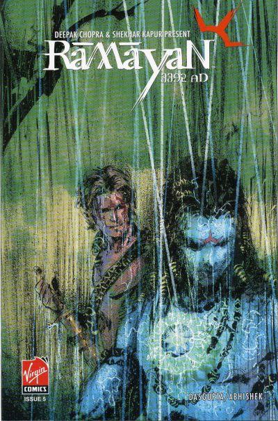 Cover for Ramayan 3392 A.D. (Virgin, 2006 series) #5