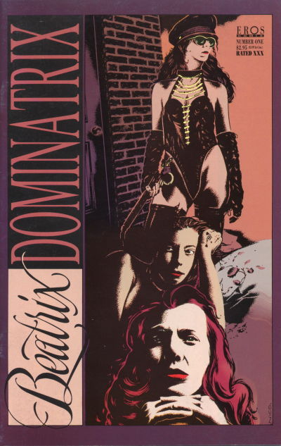 Cover for Beatrix Dominatrix (Fantagraphics, 1995 series) #1