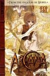 Cover for Arcana (Tokyopop, 2005 series) #3