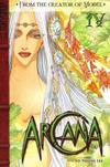 Cover for Arcana (Tokyopop, 2005 series) #4