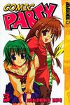 Cover for Comic Party (Tokyopop, 2004 series) #3
