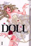 Cover for Doll (Tokyopop, 2004 series) #1 [SC]