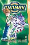 Cover for Digimon (Tokyopop, 2003 series) #2