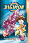 Cover for Digimon (Tokyopop, 2003 series) #4