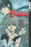 Cover for Diabolo (Tokyopop, 2004 series) #1