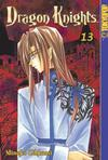 Cover for Dragon Knights (Tokyopop, 2002 series) #13
