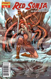 Cover Thumbnail for Red Sonja (2005 series) #14 [Mel Rubi Cover]