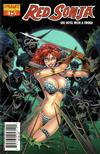 Cover Thumbnail for Red Sonja (2005 series) #15 [Jim Balent Cover]