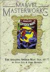 Cover for Marvel Masterworks: The Amazing Spider-Man (Marvel, 2003 series) #8 (67) [Limited Variant Edition]