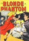 Cover for Blonde Phantom Comics (Bell Features, 1948 series) #19