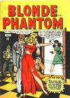 Cover for Blonde Phantom Comics (Bell Features, 1948 series) #18