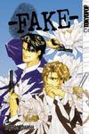 Cover for Fake (Tokyopop, 2003 series) #1