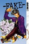 Cover for Fake (Tokyopop, 2003 series) #4