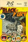 Cover for Black Fury (Charlton, 1959 series) #5 [R & S Shoe Store]