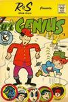 Cover for Li'l Genius (Charlton, 1959 series) #8 [R & S Shoe Store]