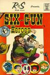 Cover Thumbnail for Six-Gun Heroes (1959 series) #8 [R & S Shoe Store]