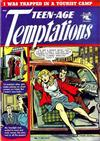 Cover for Teen-Age Temptations (St. John, 1952 series) #1