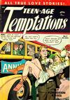 Cover for Teen-Age Temptations (St. John, 1952 series) #2