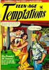 Cover for Teen-Age Temptations (St. John, 1952 series) #6