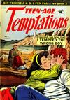 Cover for Teen-Age Temptations (St. John, 1952 series) #9