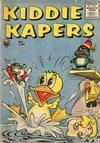 Cover for Kiddie Kapers (Decker, 1957 series) #1