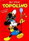 Cover for Topolino (Arnoldo Mondadori Editore, 1949 series) #1