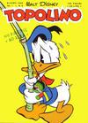 Cover for Topolino (Arnoldo Mondadori Editore, 1949 series) #3
