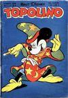 Cover for Topolino (Arnoldo Mondadori Editore, 1949 series) #5