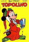 Cover for Topolino (Arnoldo Mondadori Editore, 1949 series) #7