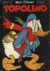Cover for Topolino (Arnoldo Mondadori Editore, 1949 series) #8