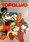 Cover for Topolino (Arnoldo Mondadori Editore, 1949 series) #9
